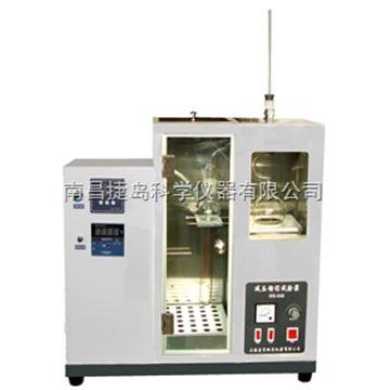 SYD-016 減壓餾程測定器,上海昌吉SYD-016 減壓餾程測定器(數顯型)