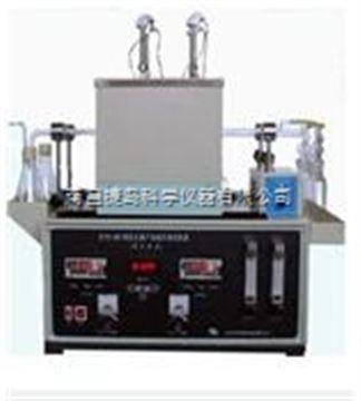 深色石油产品硫含量试验器,上海昌吉SYD-387深色石油产品硫含量试验器(管式炉法)