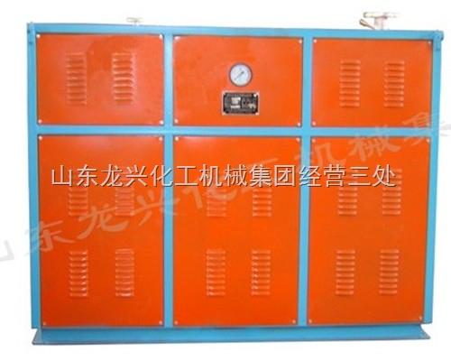电加热导热油炉的产品特点