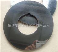 *耐磨损玻纤填充四氟垫片