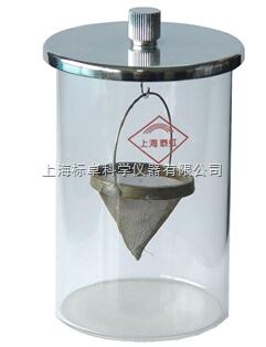 上海昌吉润滑脂钢网分油试验器syd-0324