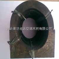水管木码 管道防腐木托型号