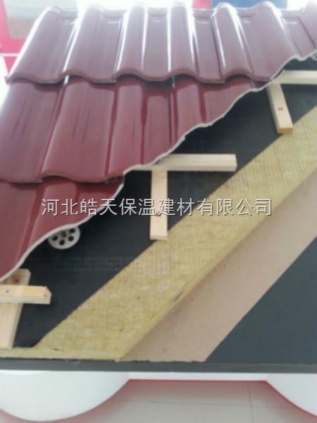 屋顶硬质防火岩棉板定做周期,交货时间