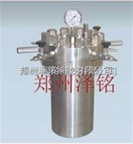 CF-10/20/30/40/50可定制各种规格的简易不锈钢高压反应釜*直销