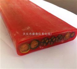 YGCB矽橡膠扁電纜