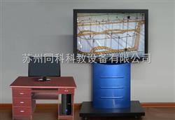 TKMAC-14A井底车场及电机车信、集、闭系统演示装置