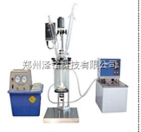 EX1L防爆雙層玻璃反應釜/石油化工雙層玻璃反應釜*