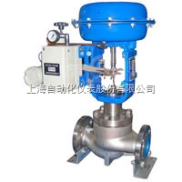 上海自动化仪表七厂TCB-100笼式调节阀