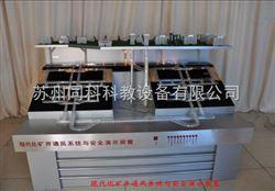 TKMAF-07现代化矿井通风系统与安全实验装置