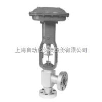 上海自动化仪表七厂ZMAS-220B 气动薄膜高压角型调节阀