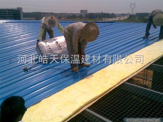 钢构保温离心玻璃棉厂家生产