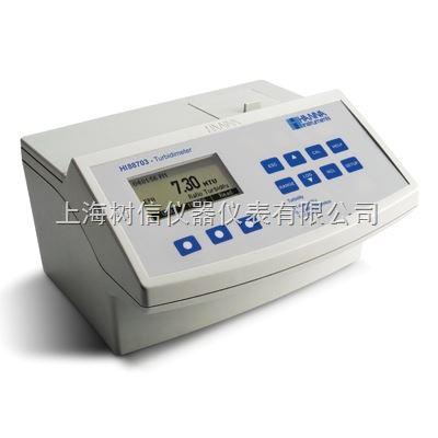 哈纳HI88703微电脑多量程浊度仪(EPA标准)