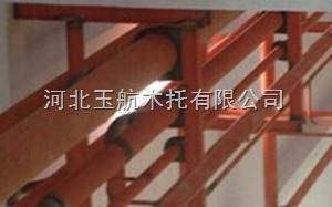 通化防腐管道木支架