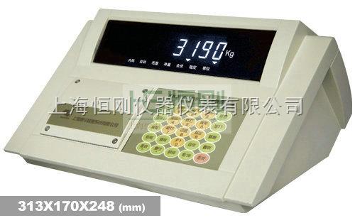 上海XK3190-DS1配料称重仪表