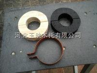 黄冈镀锌管道木垫块