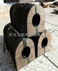 南阳杨木大型管道木码直销