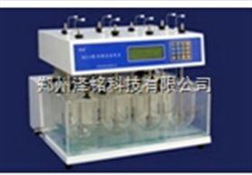 RCZ-8型符合國家藥典2010版標準新型智能藥物溶出儀