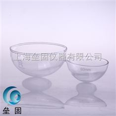 150mm 圆底蒸发皿 15cm 玻璃元皿
