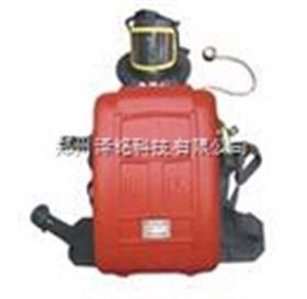 HYZ-4型隔絕式正壓氧氣呼吸器/4小時氧氣呼吸器全套