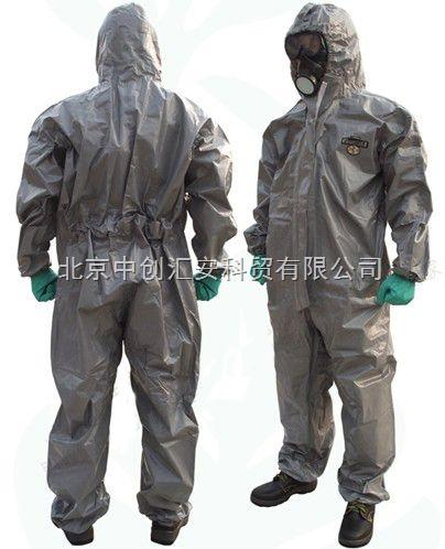 凱麥斯3化學防護服,CT3S428全封閉式防化服