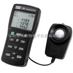 TES-136中国台湾泰仕TES-136 色溫色度計