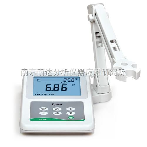 CLEAN PH500 台式酸碱度测定仪