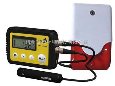 WS-TH23APRO聲光報警溫濕度記錄儀