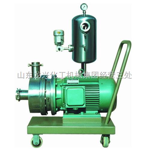 管线式乳化机 乳化机价格 三级管线式乳化机