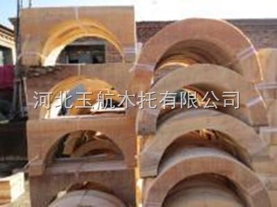 优质空调管道木托价格 防腐木托价格