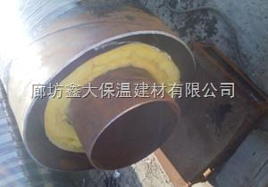 钢套钢直埋蒸汽保温管,预制直埋蒸汽保温管,耐高温钢套钢蒸汽保温管