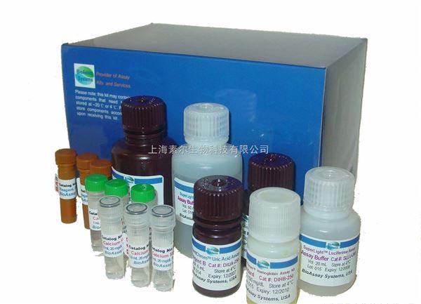 猪流感(H1N1)抗原ELISA试剂盒 96T  定量/定性