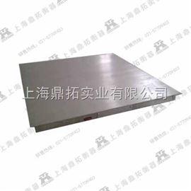 SCS5T带打印电子磅,工业专用双层电子地磅
