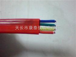 硅橡胶护套扁平软电缆