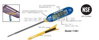 11063大屏幕显示探针温度计 数字温度计 袖珍型温度计
