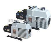 旋片真空泵 雙級高速直聯結構片真空泵