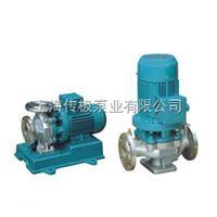 IHG立式单级不锈钢泵