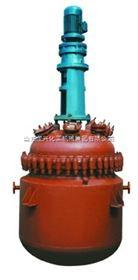 电加热搪玻璃反应釜和蒸汽加热搪玻璃反应釜原理