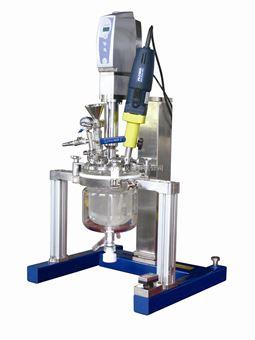 实验室均质乳化系统反应器