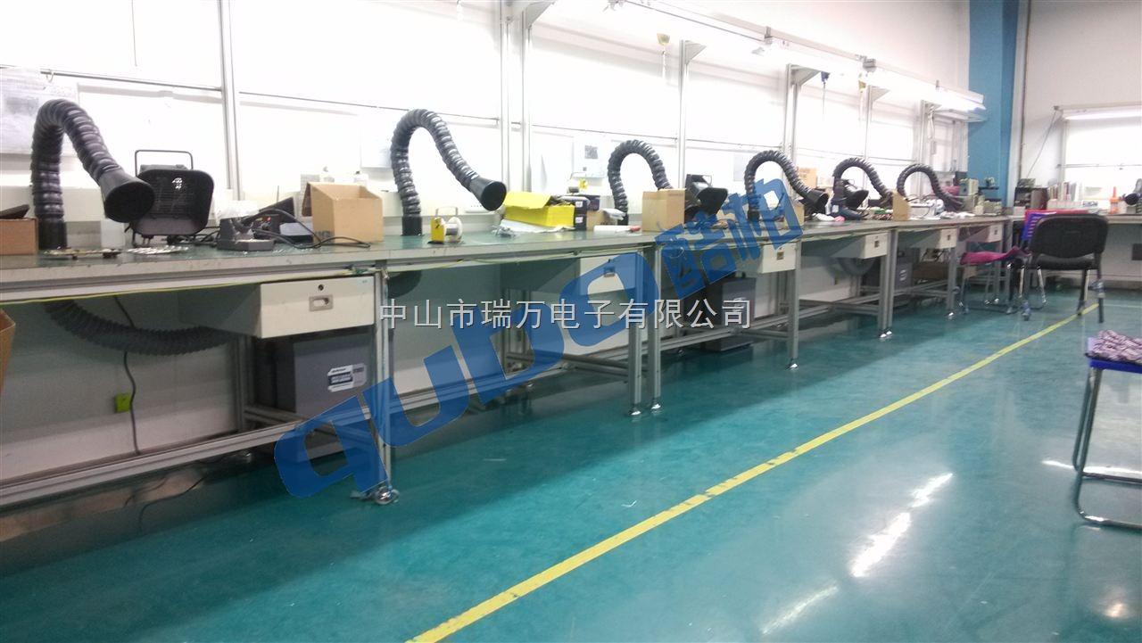 实验仪器设备 气体发生器 气体净化器 dx1002 供应酷柏qubo车间焊锡排