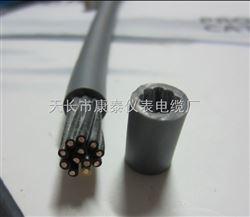 耐油屏蔽拖链电缆