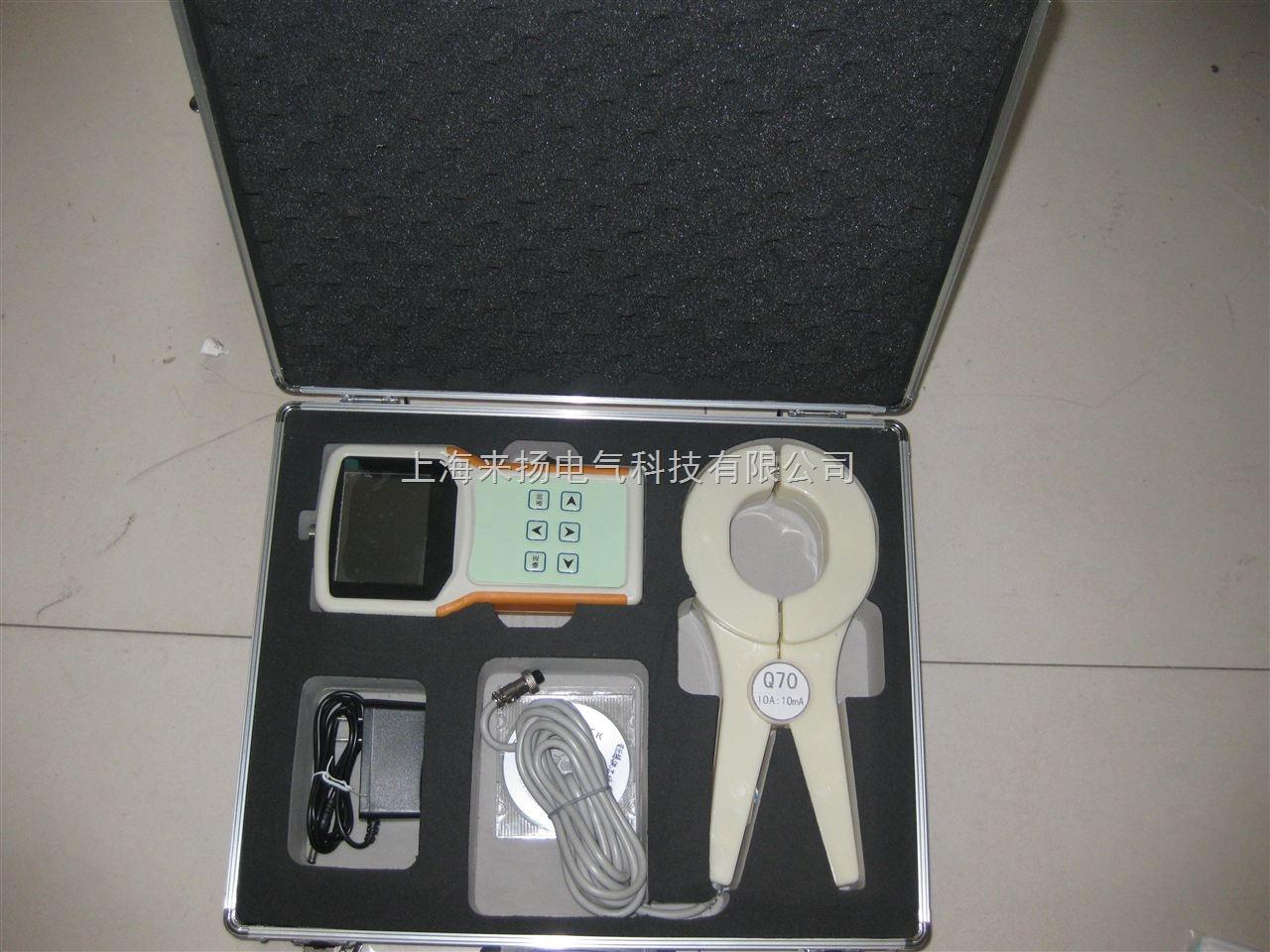 变压器铁芯接地电流分析仪
