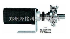 """江苏/安徽总代1/16""""接头0.75 mm通径(.030"""")MW型低压选择阀"""