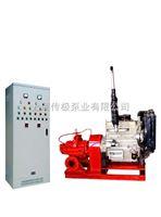ZXWC大流量柴油机自吸排污泵