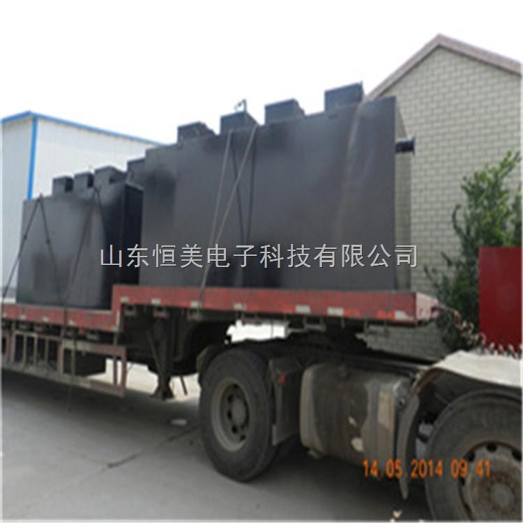 广东江山 MBR膜 地埋式一体化污水处理设备 生产厂家报价