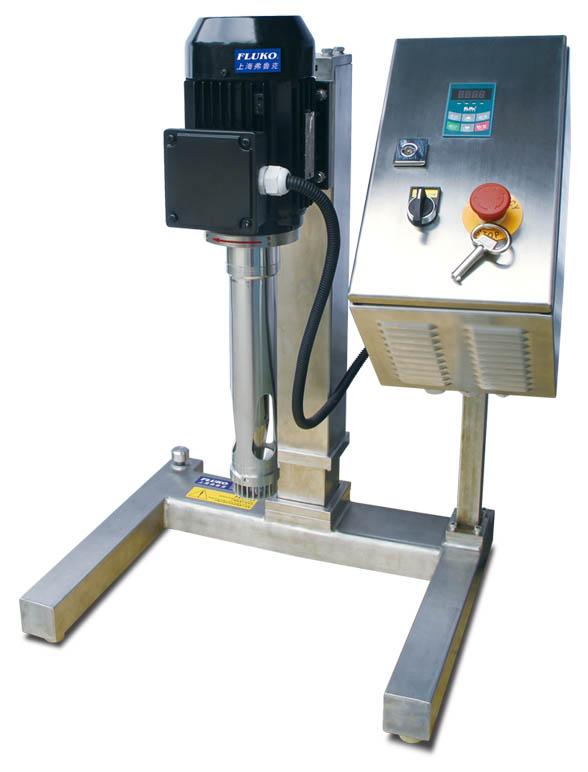 均质机,匀浆机,分散机,混合机等) 中试型无轴承结构高剪切分散乳化机
