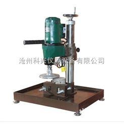 HMP-150A型供应混凝土搅拌站专用砼芯样磨平机,混凝土磨平机