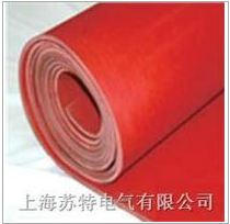 ST红条纹橡胶板