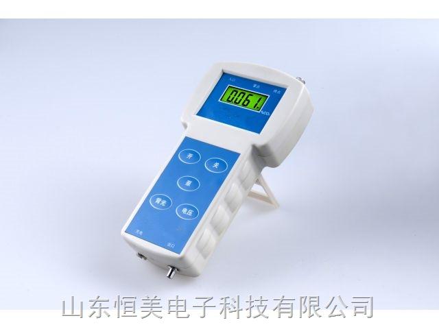 手持式红外线二氧化碳分析仪
