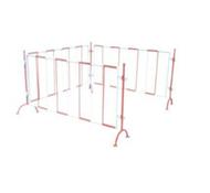 HT-077组合式玻璃钢安全围栏ST