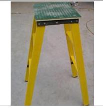 绝缘折叠凳